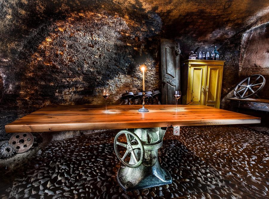 """""""bratstvo"""" table - Woodworking Project by ABELvonRUST"""