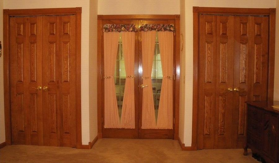 Bifold Closet Doors - Woodworking Project by Lightweightladylefty