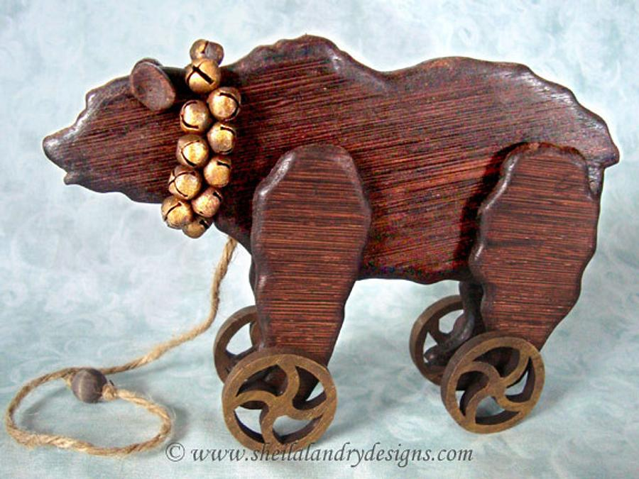 Bear - Woodworking Project by xxx
