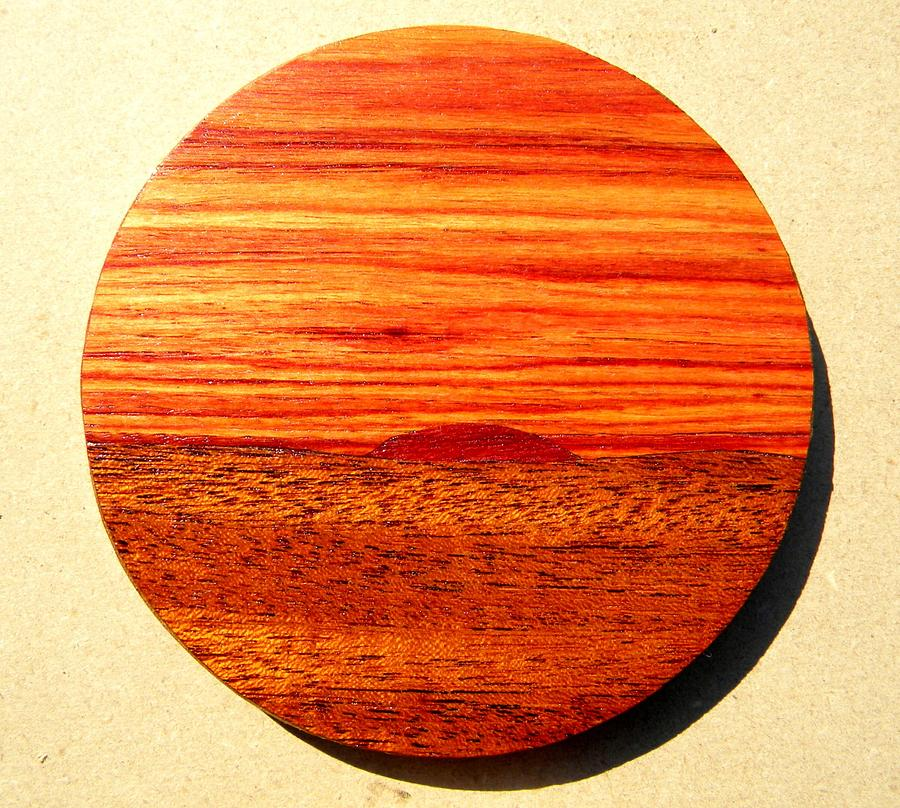 Sunset at Sea - Woodworking Project by shipwright