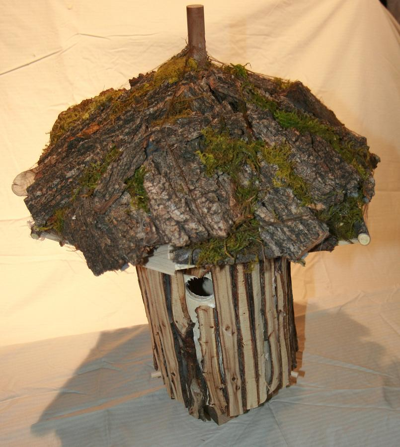 Birdhouse Madness 3 - Woodworking Project by RRDesigns