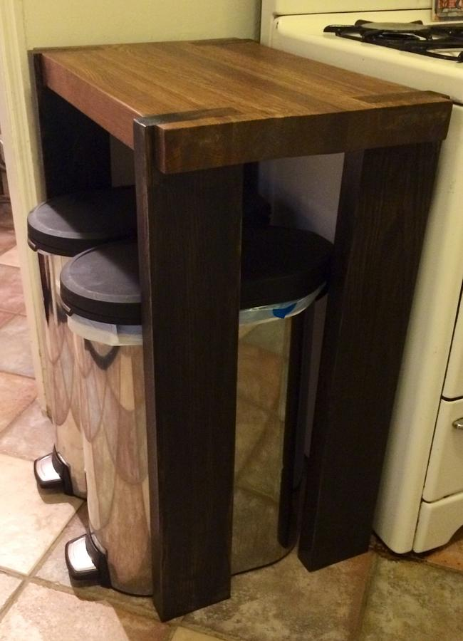 Butcher block - Woodworking Project by Indistressed