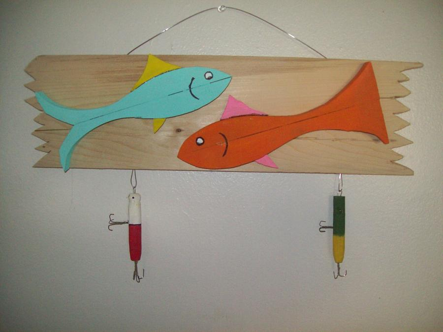 beach crafts - Woodworking Project by jim webster