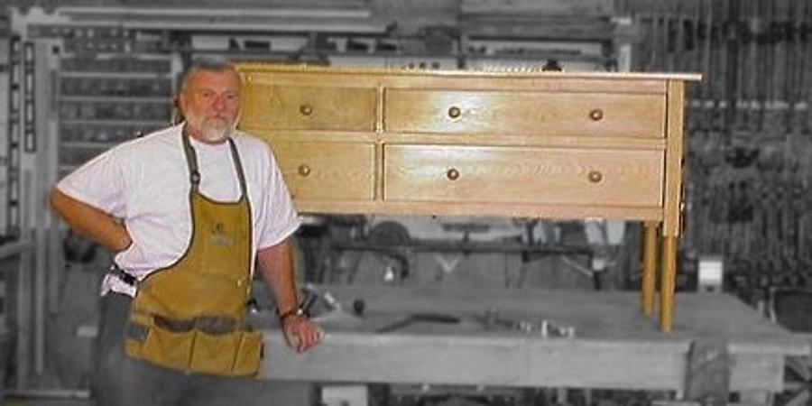 4 drawer shaker chest - Woodworking Project by a1jim