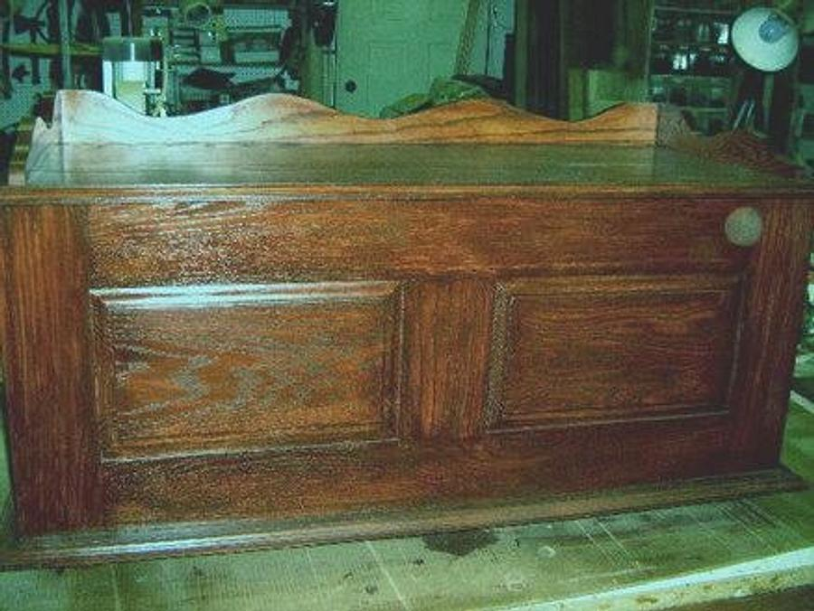 Blanket chest - Woodworking Project by a1jim