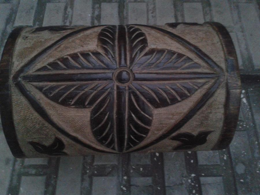 Carved Jewel Box - Woodworking Project by Asim