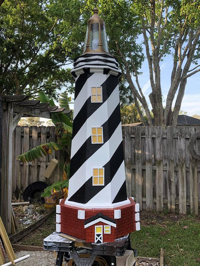 Another Lighthouse - Woodworking Project by Angelo