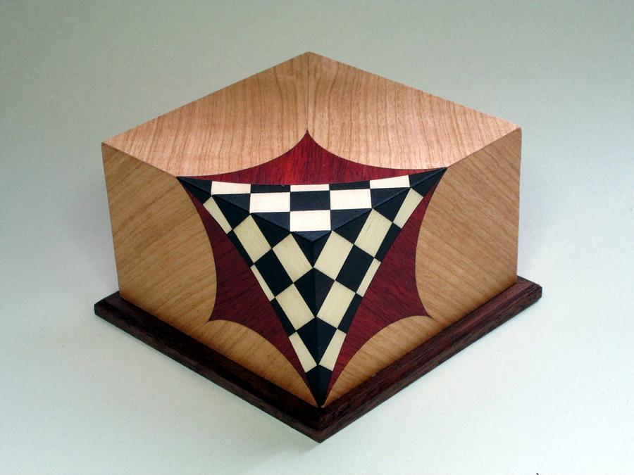 Under My Skin - Woodworking Project by Britboxmaker