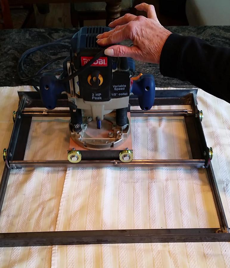 Duplicator - Woodworking Project by John