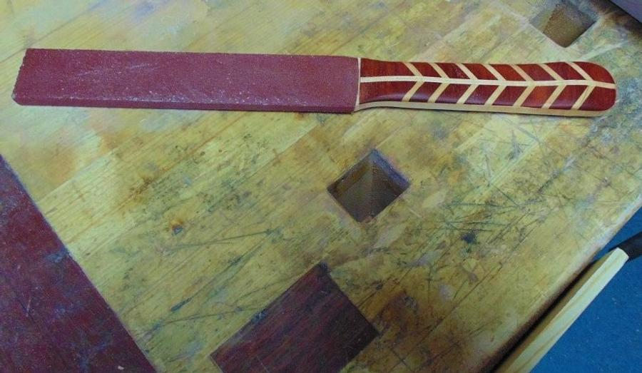 FILE/RASP - Woodworking Project by kiefer