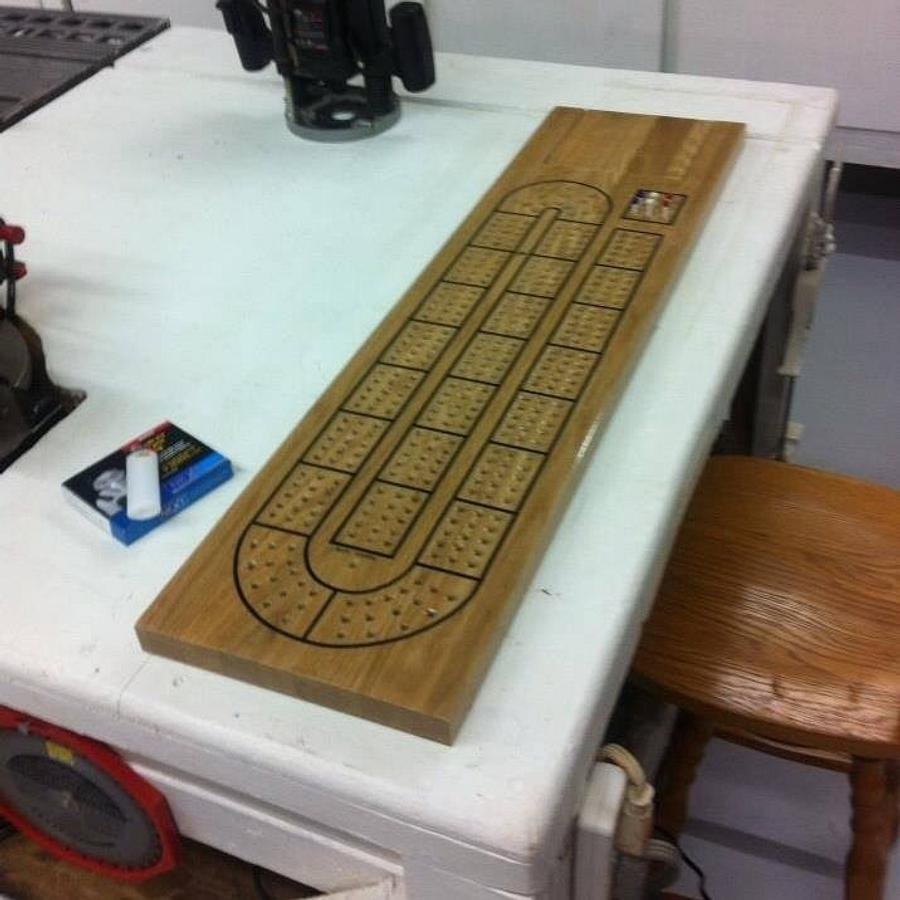 Crib Boards - Woodworking Project by Thorreain
