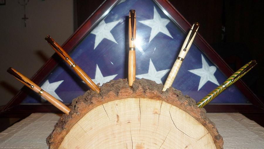 Freedom Pen Project - Woodworking Project by Tony