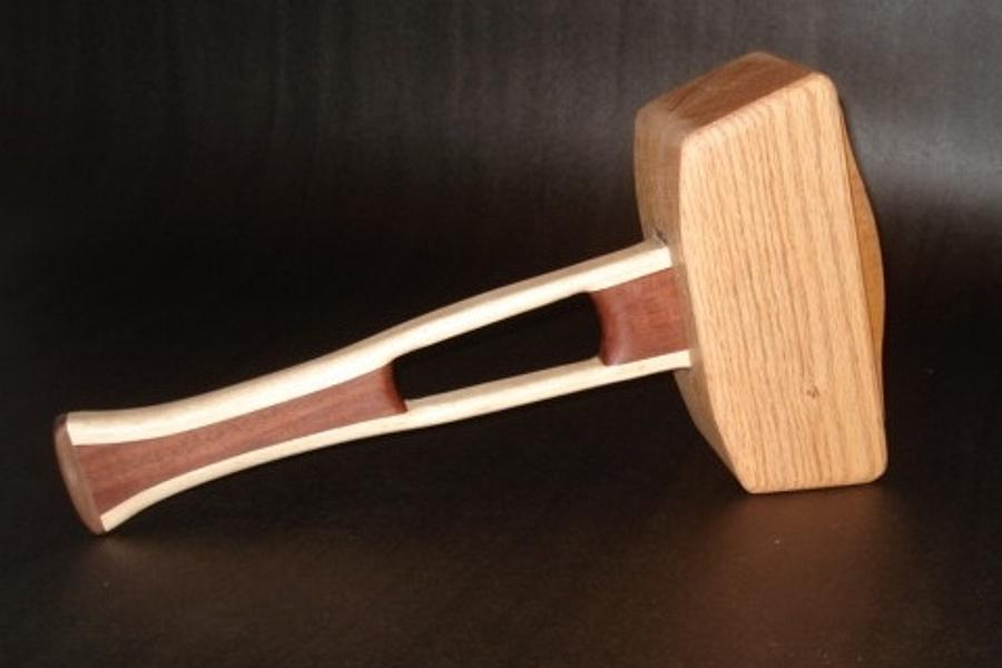 My Mallet - Woodworking Project by kiefer