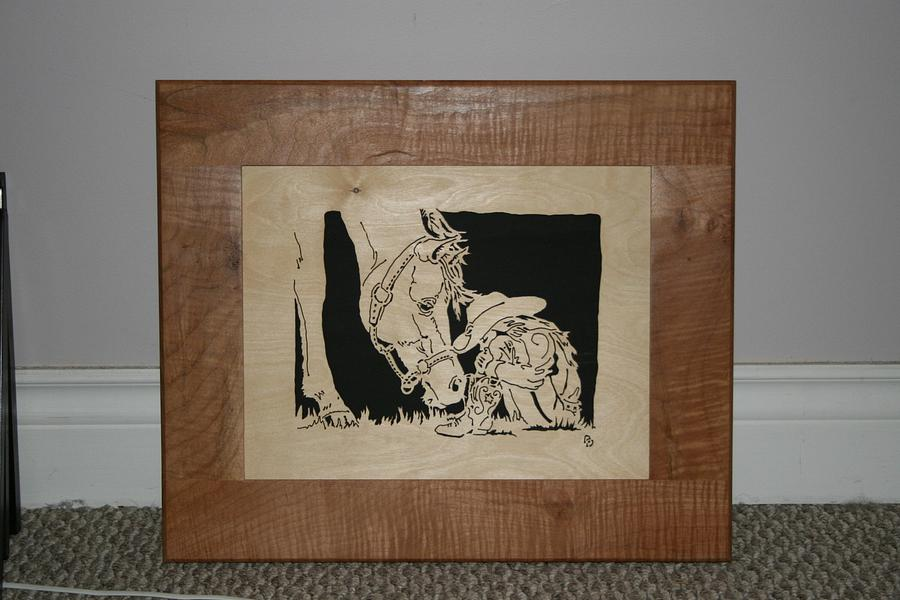Scroll Saw Work - Woodworking Project by Railway Junk Creations