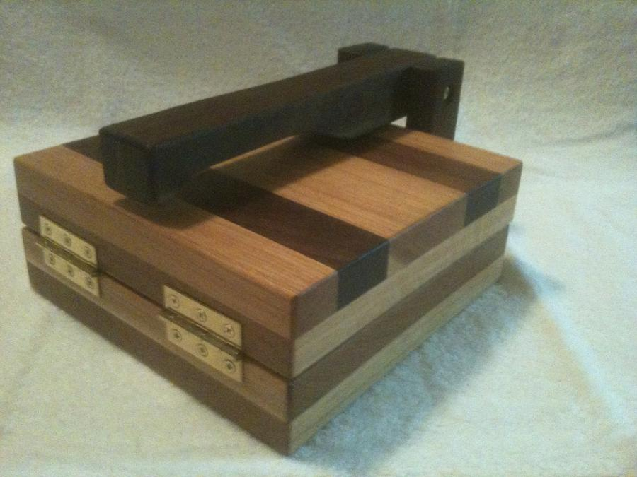 Tortilla Press - Woodworking Project by DLMcKirdy