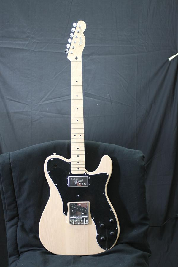 Telecasters - Woodworking Project by Railway Junk Creations