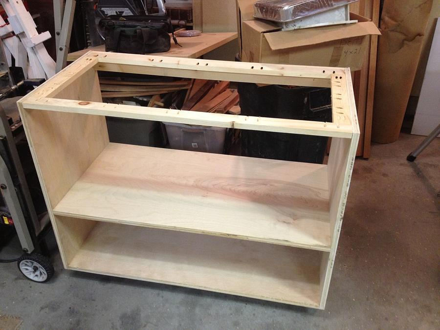 Bath Room Vanity's - Woodworking Project by David A Sylvester