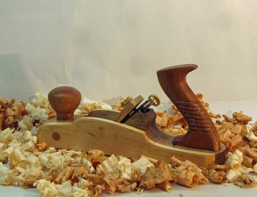 Buck Rogers Inspired Wooden Smoother - Woodworking Project by Woodbridge