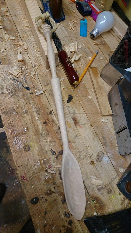 Spoon  - Woodworking Project by Brian