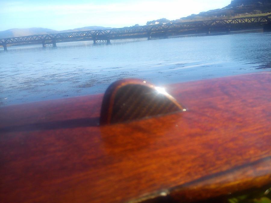 small wooden bodysurf handplane - Woodworking Project by maxio