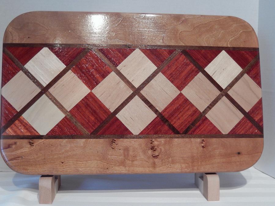 Cutting board - Woodworking Project by walnut65
