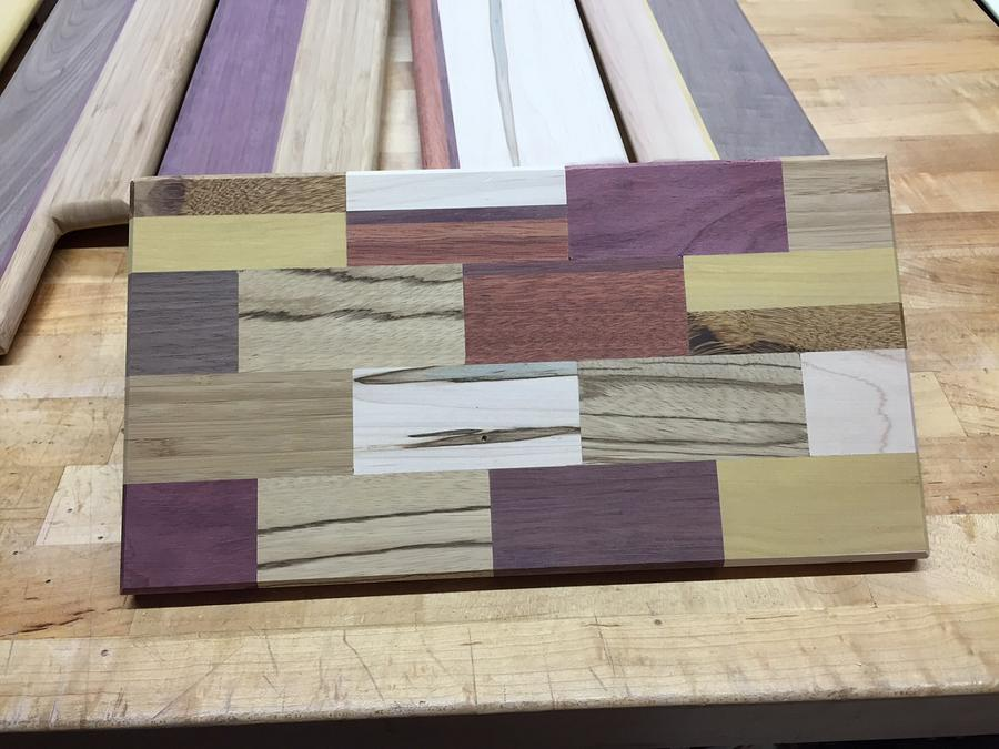 Something from Nothing! - Woodworking Project by Ellen