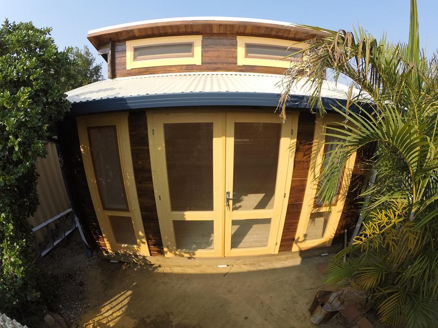 Carramar Cabin  - Woodworking Project by Samuel Landa Gonzalez