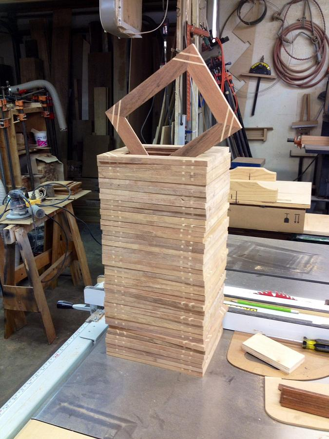 Corporate christmas gifts - Woodworking Project by Narinder Jugdev