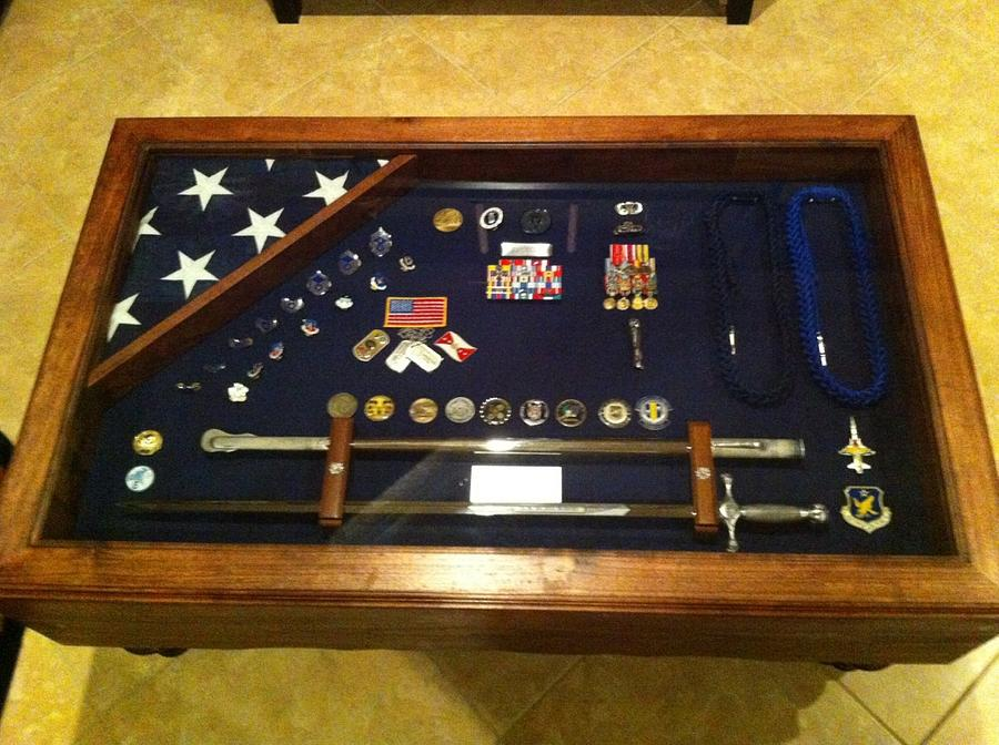 Coffee Table Shadow Box - Woodworking Project by Pat Cavanaugh