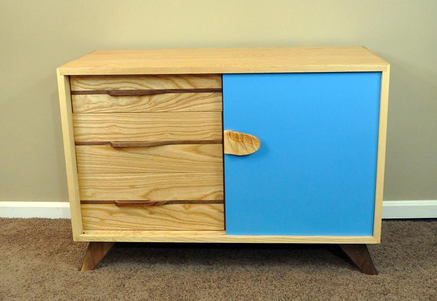 Electric - Woodworking Project by Joe Laviolette