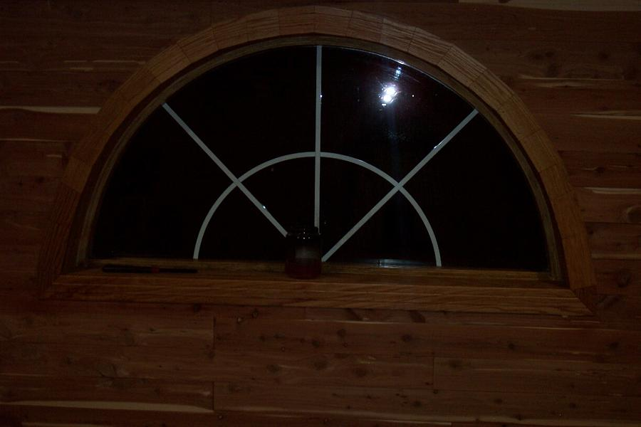 hot tub room , last piece of trim. - Woodworking Project by Wheaties  -  Bruce A Wheatcroft   ( BAW Woodworking)