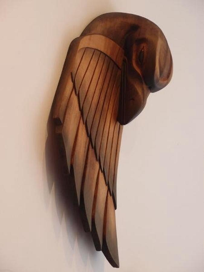 Ravens Slumber - Woodworking Project by Carver