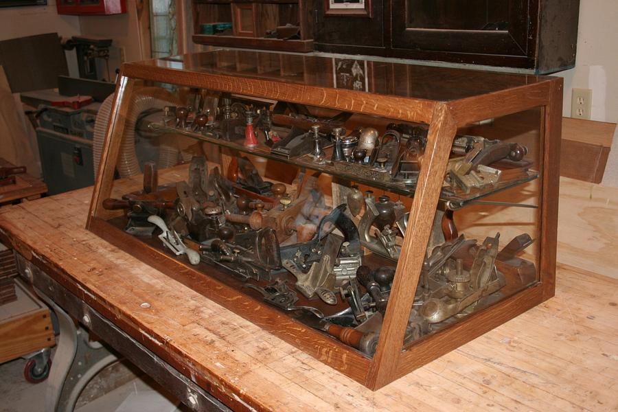 Display cases - Woodworking Project by Justplanejeff