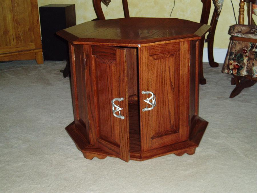 End Table - Woodworking Project by papajacks