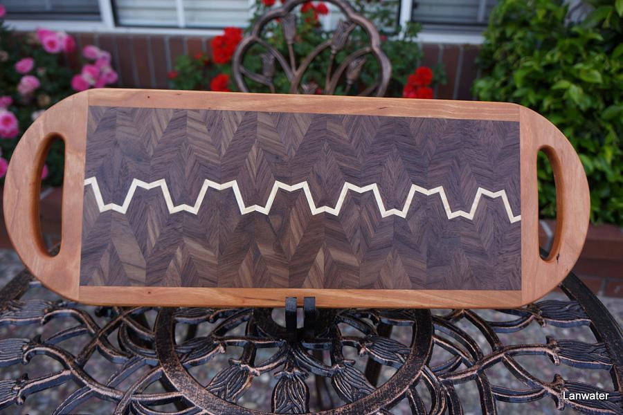 Sencond Gen Cutting board 45/25 - Woodworking Project by lanwater