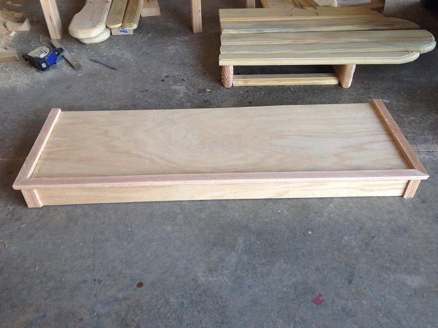 Shelf - Woodworking Project by jganson20