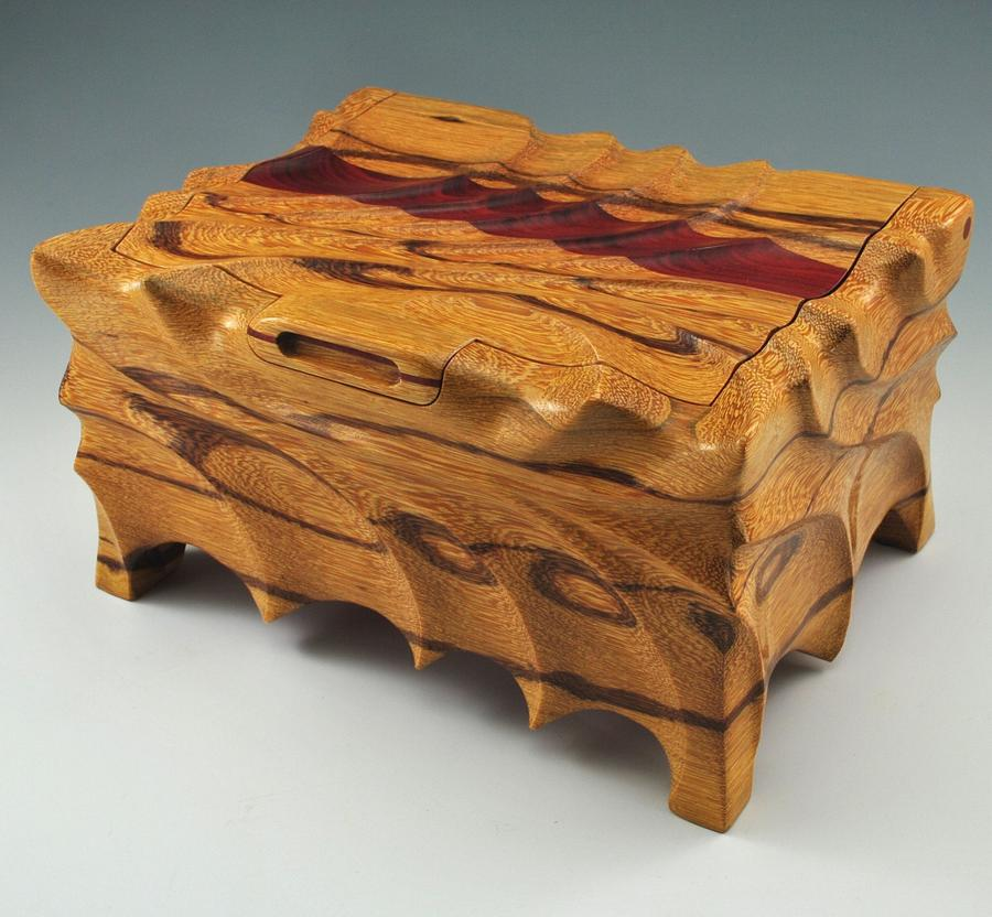 Interrositer - Woodworking Project by Greg