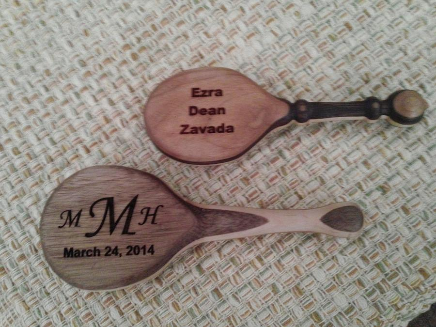 Baby Rattle - Woodworking Project by Peepaw