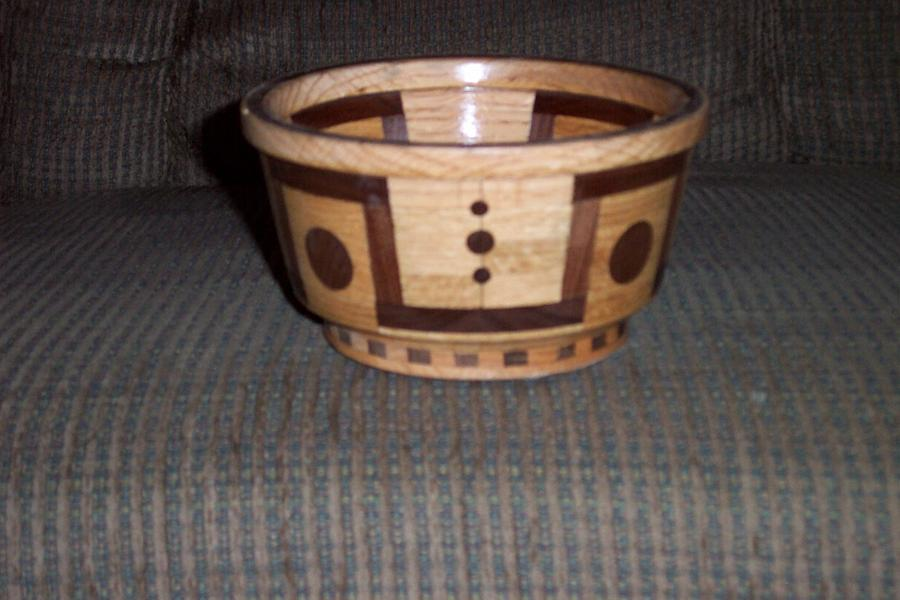 Bowl - Woodworking Project by Wheaties  -  Bruce A Wheatcroft   ( BAW Woodworking)