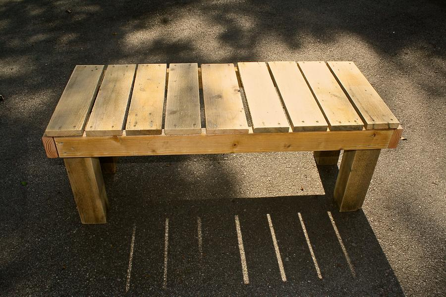 Repurpose-Sit - Woodworking Project by Arky