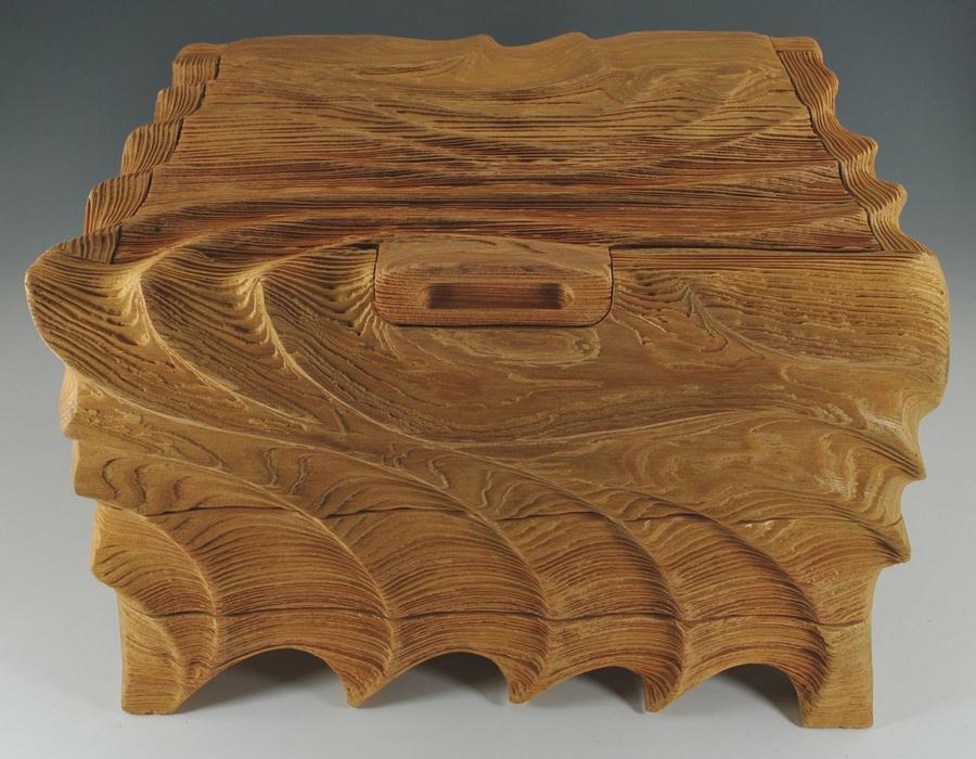 Louisiana Sinker Cypress Watch Box - Woodworking Project by Greg