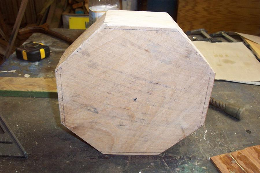 Birthday Bowl - Woodworking Project by Wheaties  -  Bruce A Wheatcroft   ( BAW Woodworking)
