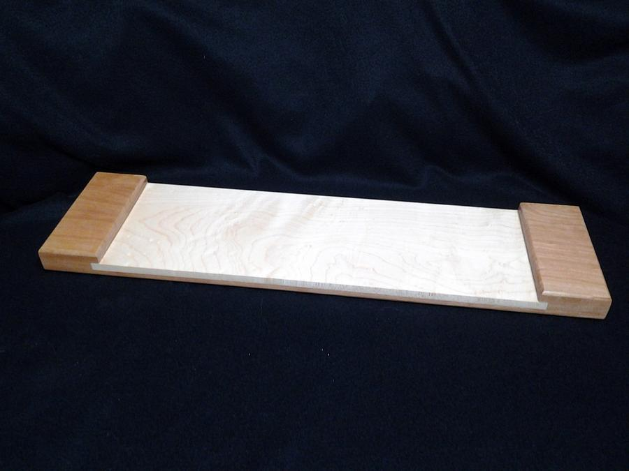 Center Piece Tray - Woodworking Project by Jeff Vandenberg