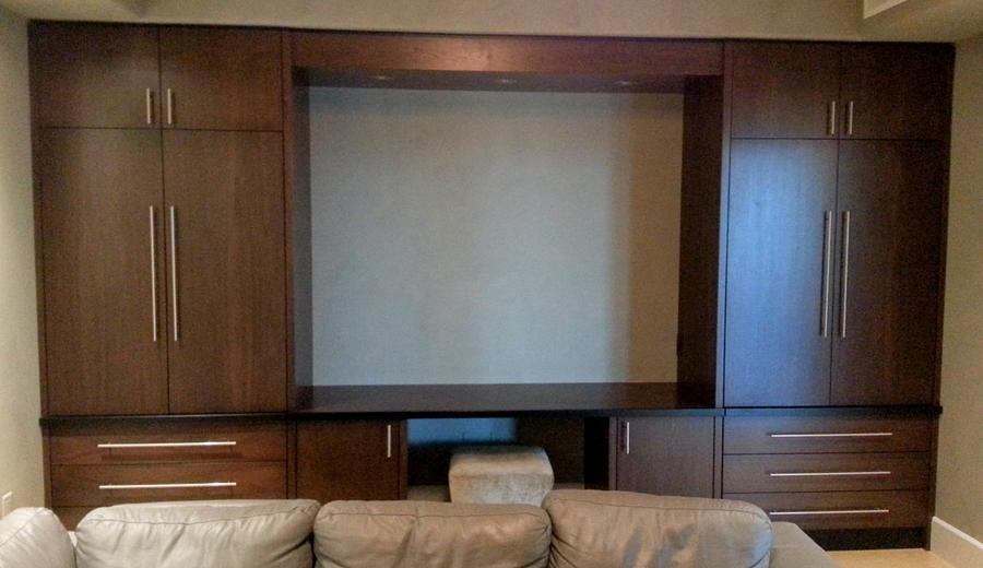Murphy Bed Unit - Woodworking Project by Bentlyj