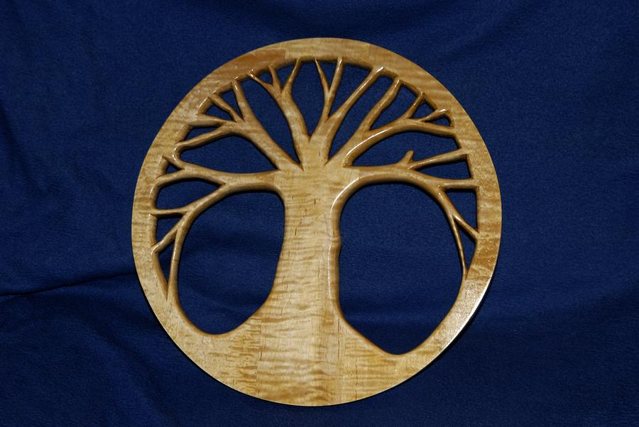 Family tree 2 - Woodworking Project by Mark Michaels