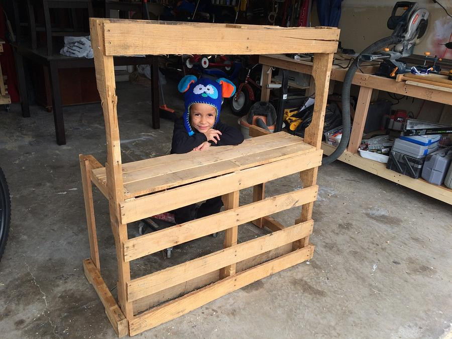 Best, ugliest project ever! - Woodworking Project by TonyCan