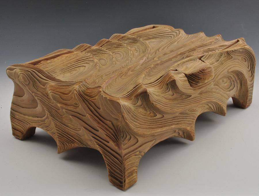 Louisiana Sinker Cypress Rougarou Box - Woodworking Project by Greg