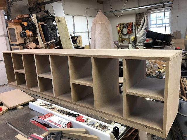 Storage  - Woodworking Project by David A Sylvester