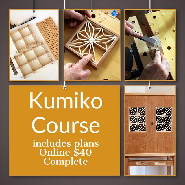 Kumiko Course - Course by Norman Pirollo