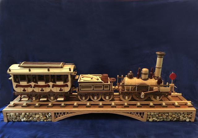 1835 Locomotive